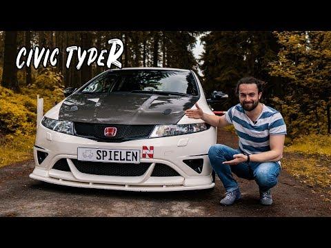 Tims Honda Civic Type R FN2 Ringtool für die Nordschleife | Autospielen | Zeig den Hobel No.34