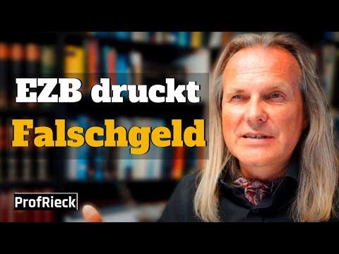 Bundesverfassungsgericht: Die EZB-Geldpolitik ist illegal (Digni Geld)