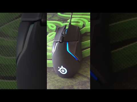 Steelseries Rival 600 LED Beleuchtung