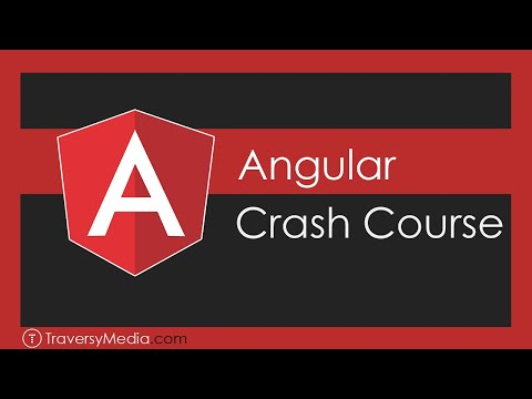 Angular Crash Course (2019)