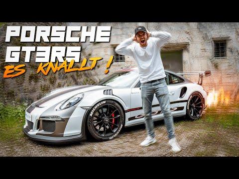 Der lauteste PORSCHE GT3 RS der Welt! | Daniel Abt