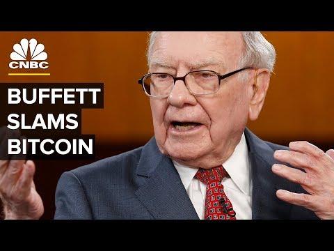 Warren Buffett: Bitcoin Is An Asset That Creates Nothing | CNBC