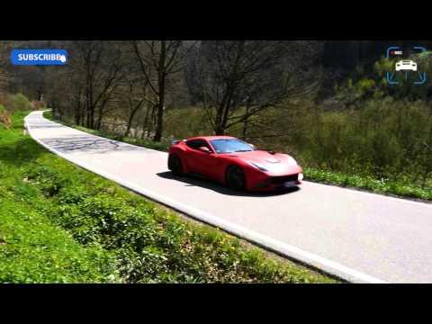 Ferrari F12 Novitec N-Largo | BRUTAL LOUD! F1 V12 Sound POV Accelerations Exhaust & Autobahn Drive