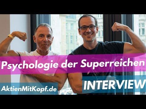 Die Psychologie der Superreichen! Immobilieninvestor Dr. Dr. Zitelmann im Interview
