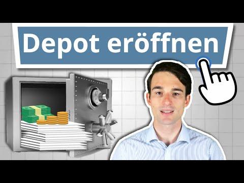Kostenlos DEPOT ERÖFFNEN in 5 Minuten | Schritt für Schritt zum Comdirect Aktiendepot | Teil 1/2