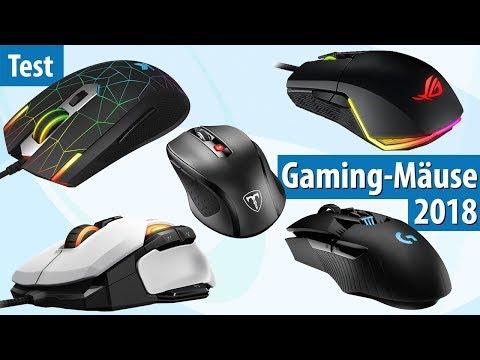 Die besten Gaming-Mäuse im Test (2018)   Vergleich   #Gaming-PC