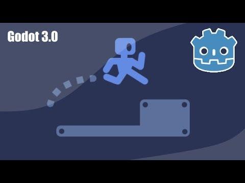 Godot Engine 3 - Platform Game Tutorial