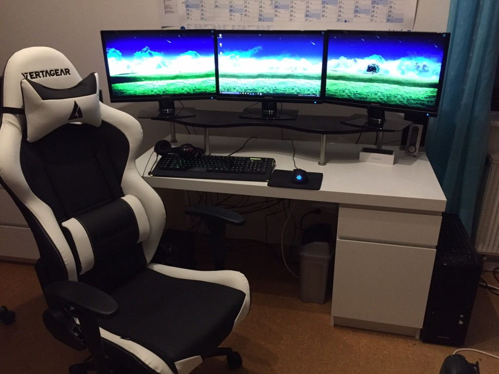 Mein Vetragear SL 2000 Gaming Stuhl