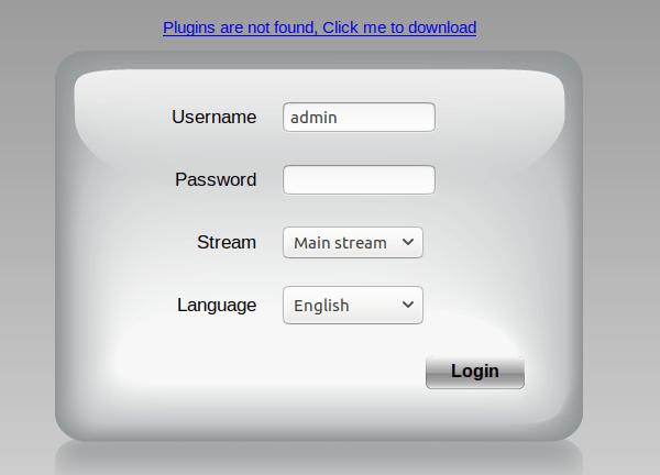 Foscam - Plugins nicht gefunden zum downloaden hier klicken geht nicht firefox