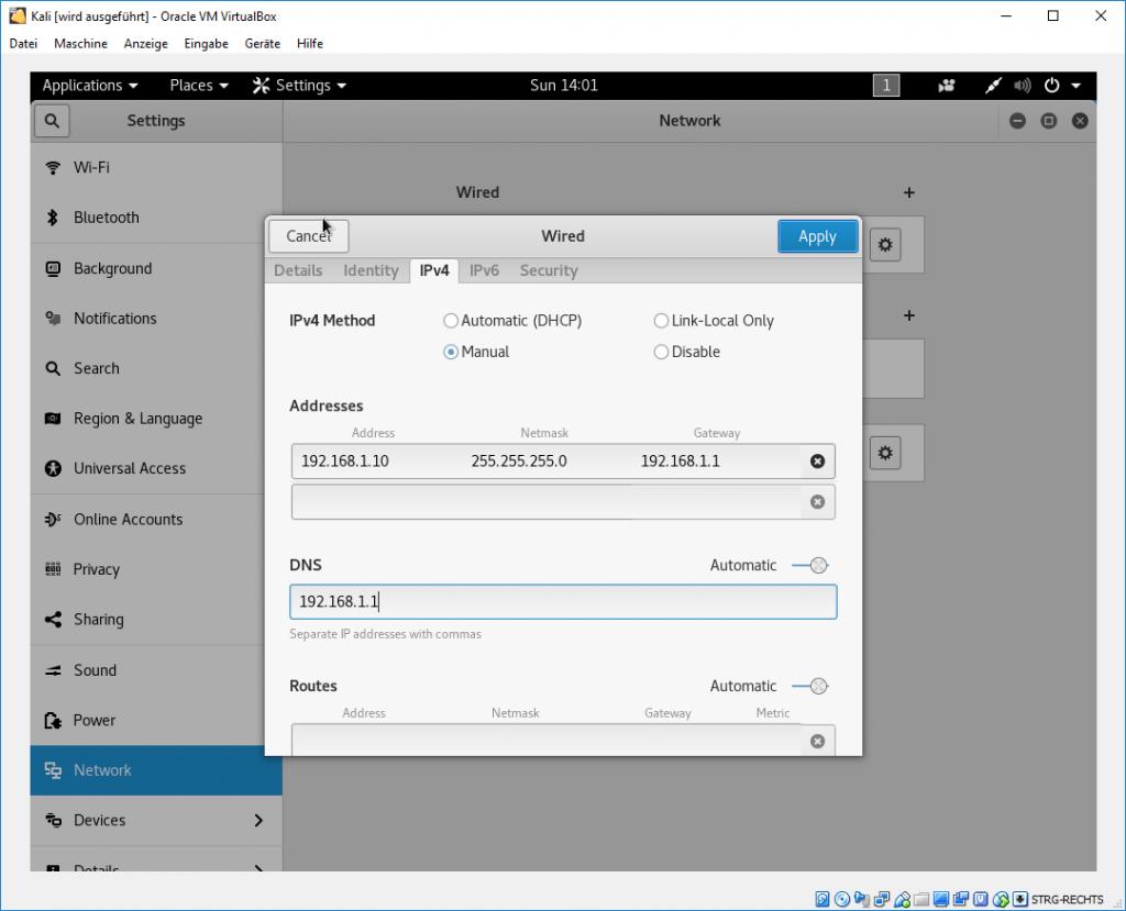 Metasploit/Meterpreter Android APK