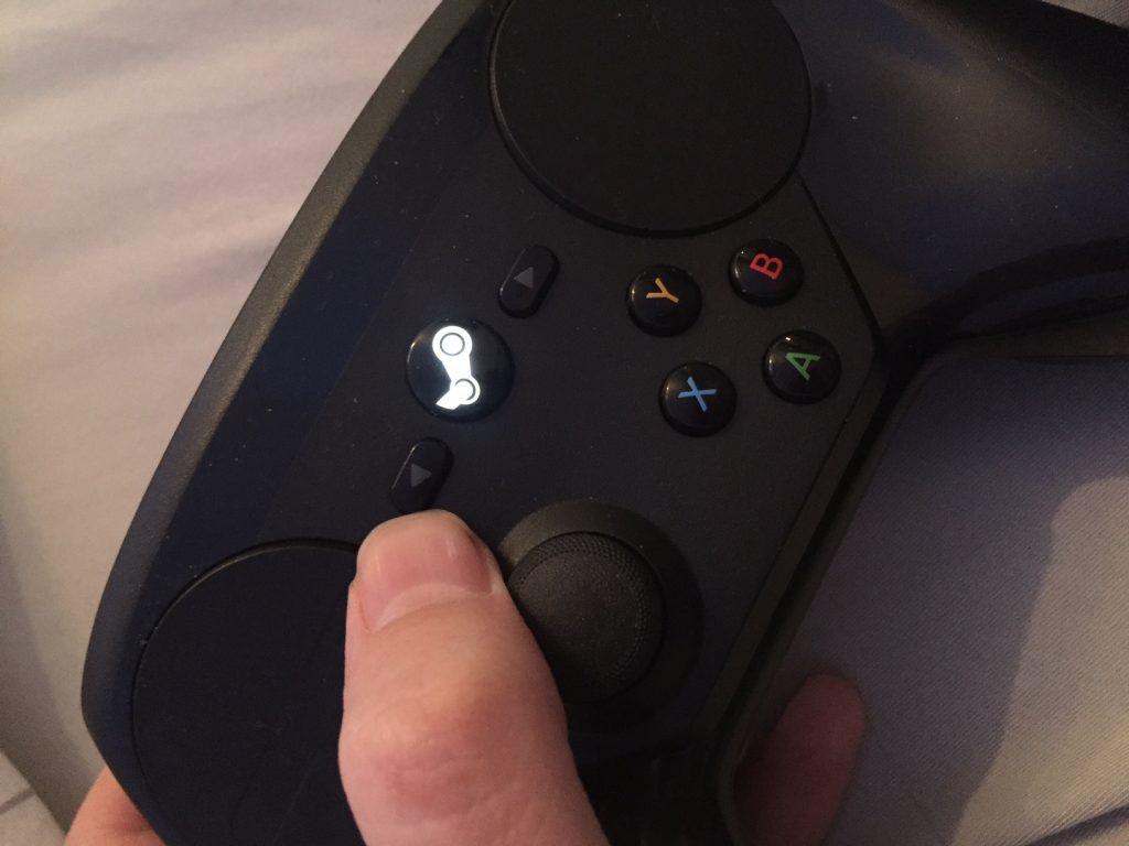 Steam Controller - GTA Interaction Menu 2