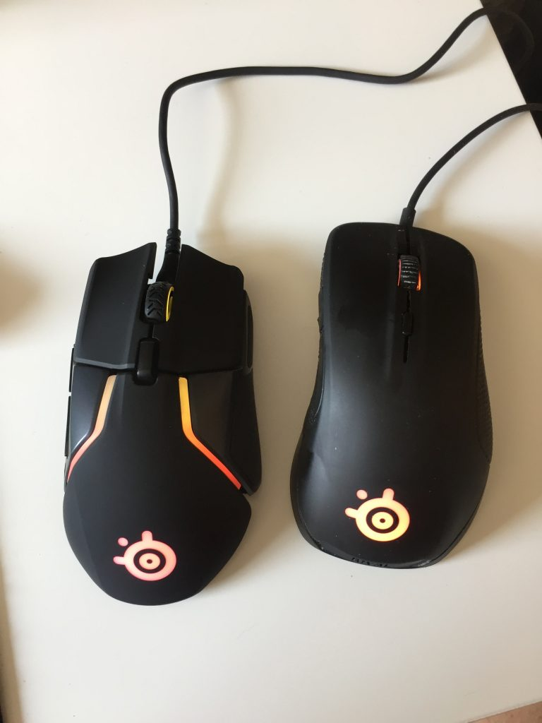 Steelseries Rival 600 - Gaming Maus im Test 6