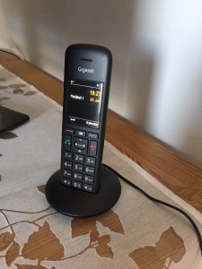 gigaset c570hx dect telefon