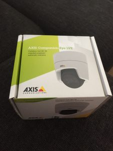 Axis Companion Eye LVE im Test