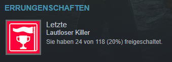 Hitman 2 - Lautloser Killer Silent Assassin - Errungenschaft Achievement