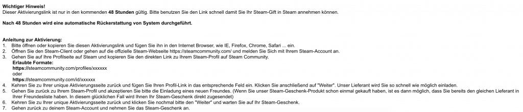 Meine Gameladen.com Erfahrungen