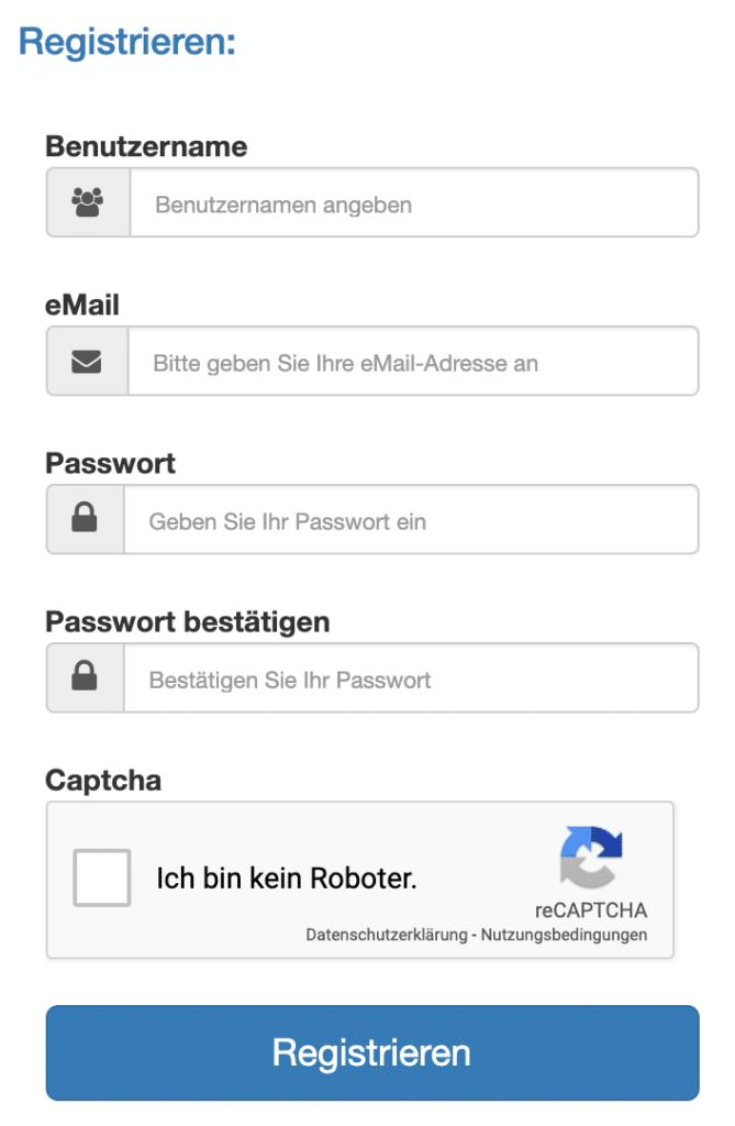 google captcha integration