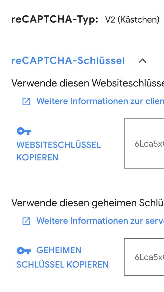 Google Recaptcha einbinden - Anleitung HTML/PHP