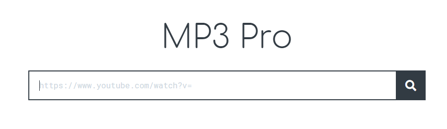 mp3pro - convert2mp3 alternative