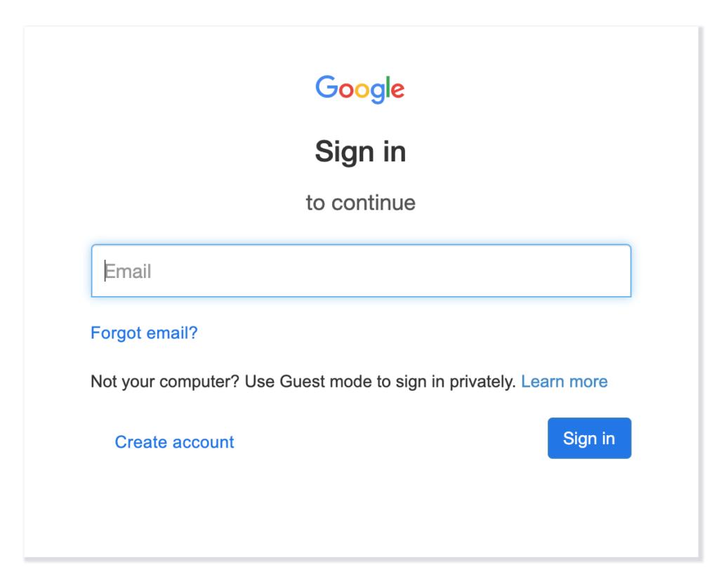 YouTube / Google Fake Mails 3