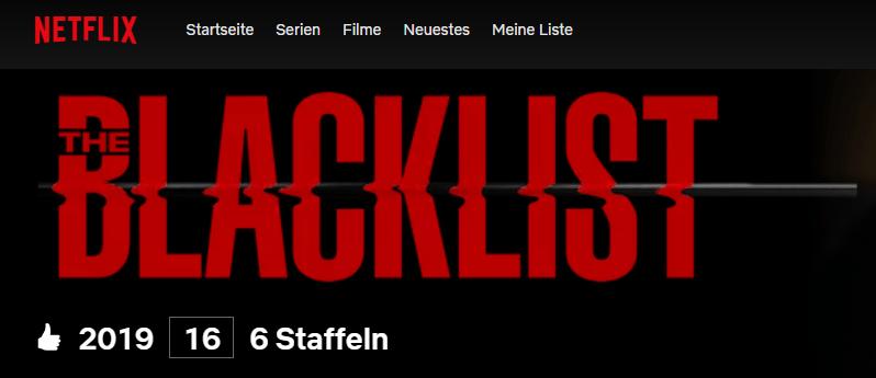 blacklist staffel 7 deutsch