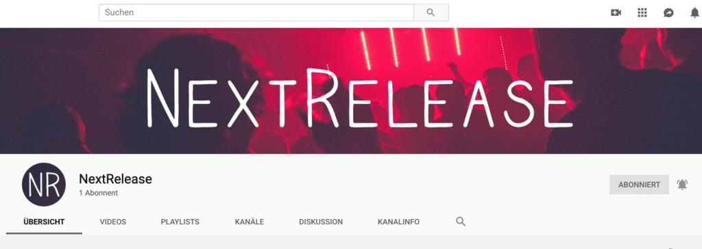 YouTube Kanalbanner & Profilbild