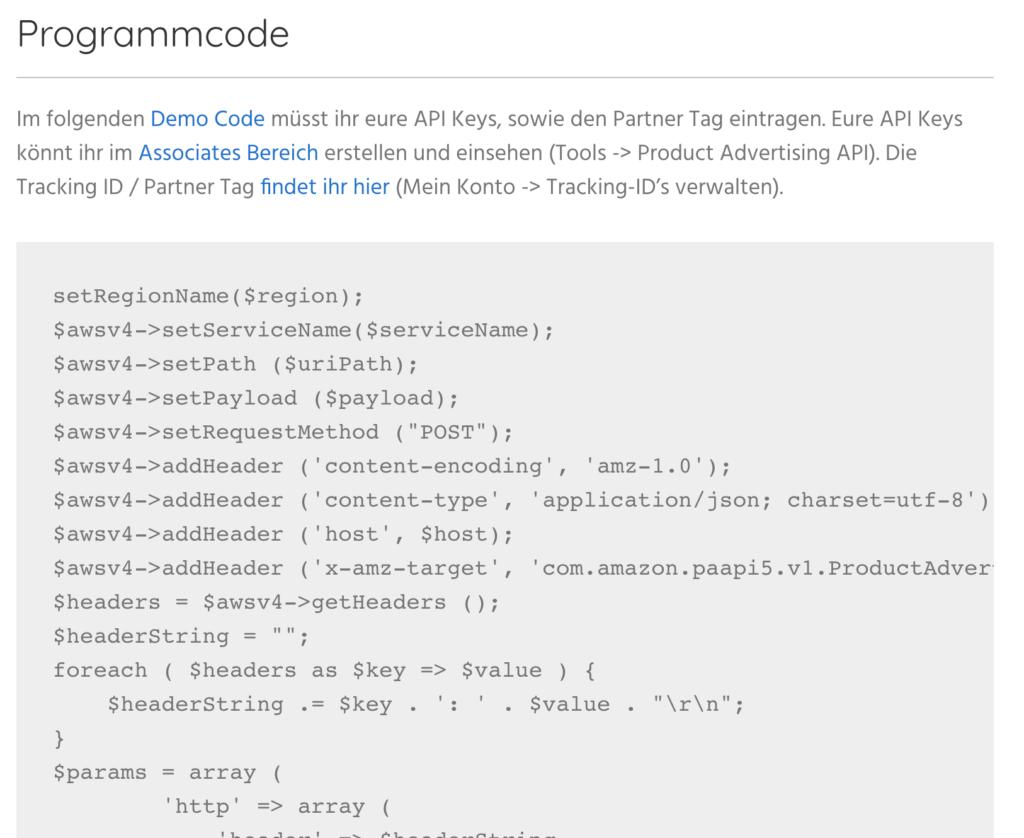 Wordpress HTML Code anzeigen 1