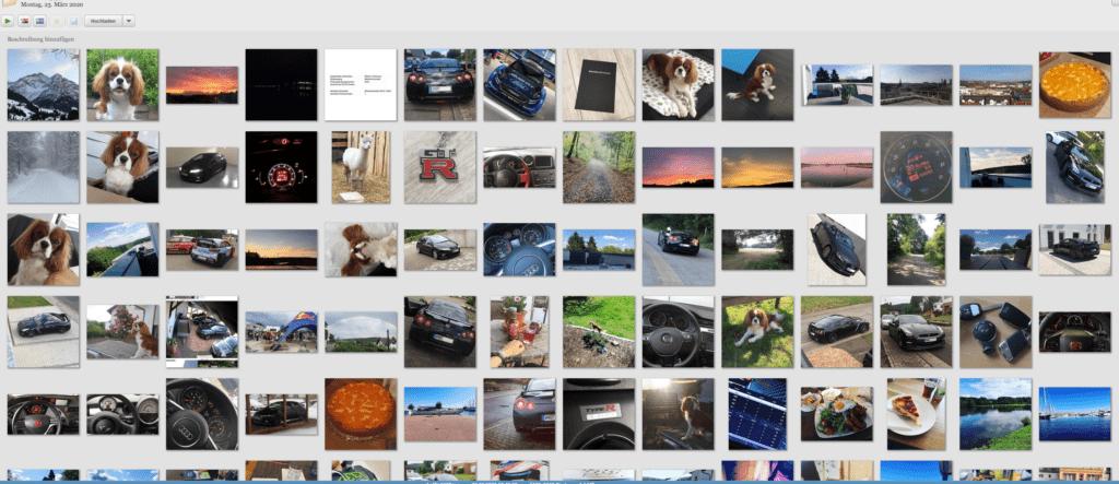 Instagram Collage erstellen