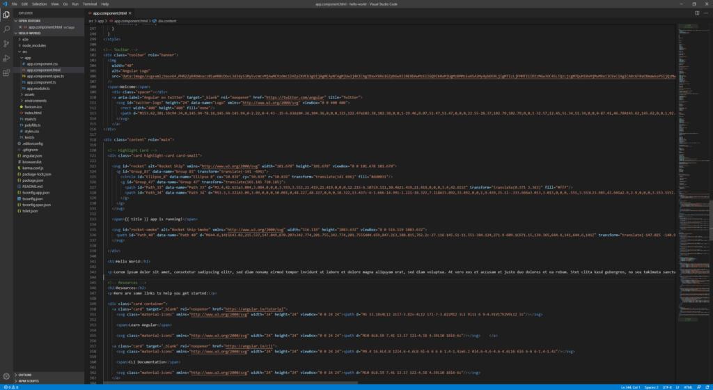 Angular Installation Windows