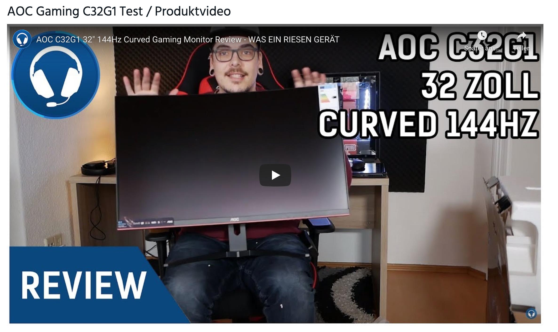 produktvideo affiliate theme