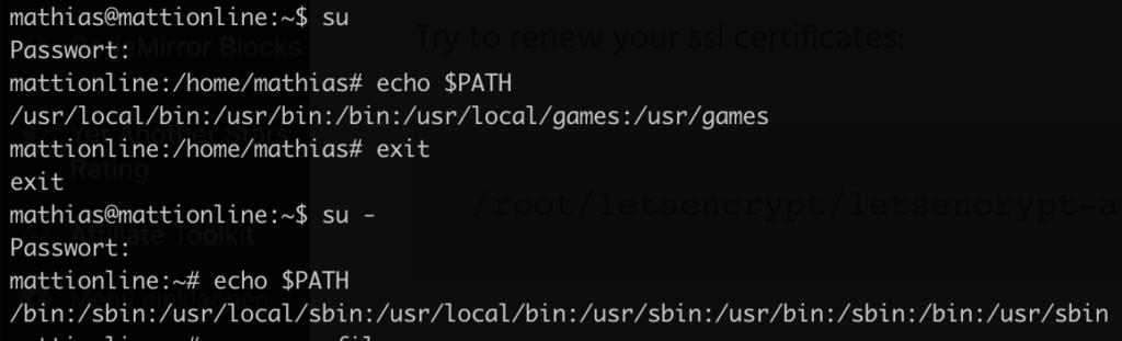 Letsencrypt Nginx Binary Error 1