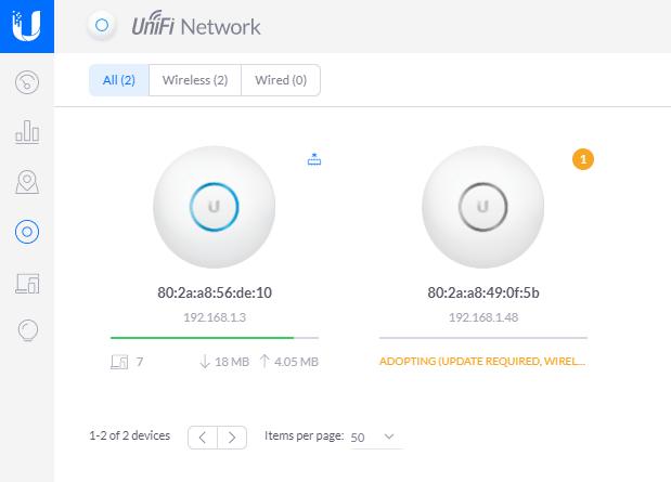 Rogue AP Detected Unifi 1