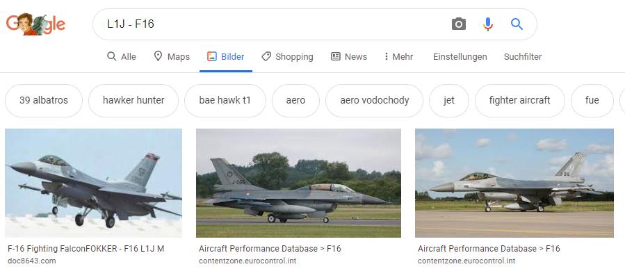 Welches Flugzeug fliegt gerade über uns? 1