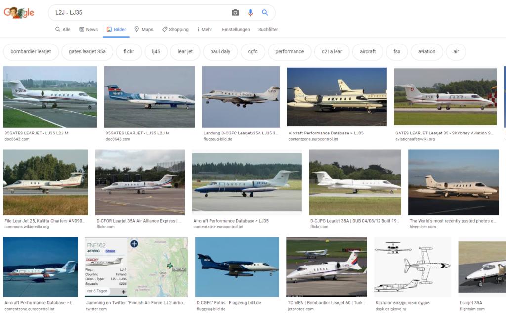 Welches Flugzeug fliegt gerade über uns? 4
