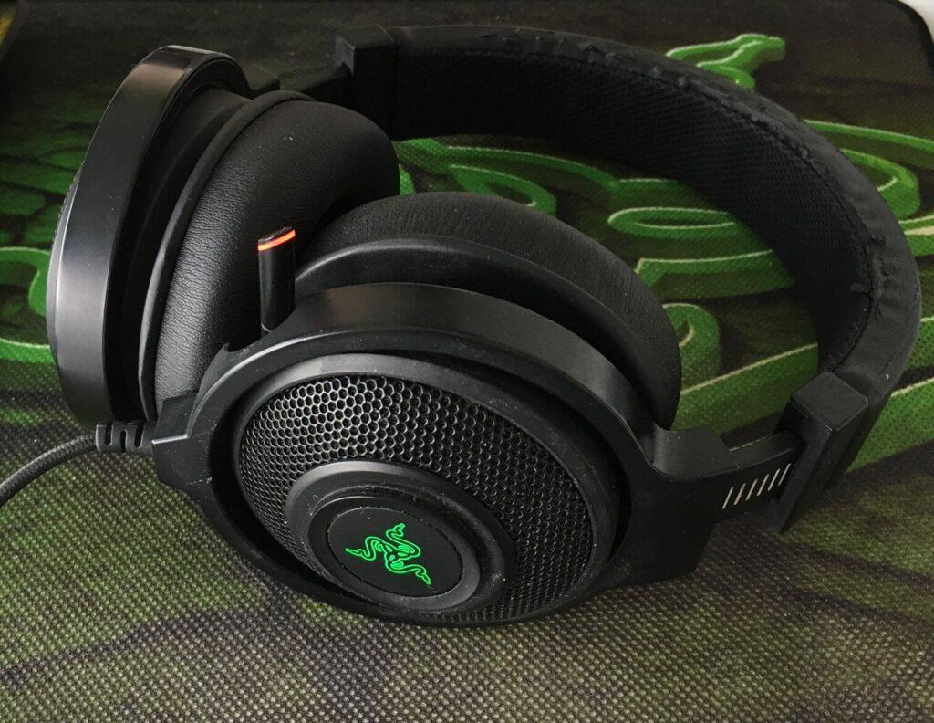 Razer Kraken Headset zu laut