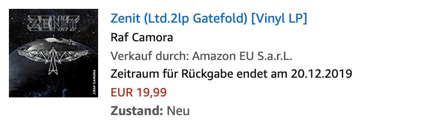 245% Gewinn mit Vinyl Reselling 2